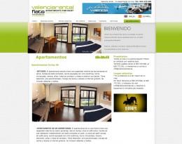 Valencia Rental - estudio gráfico deBase