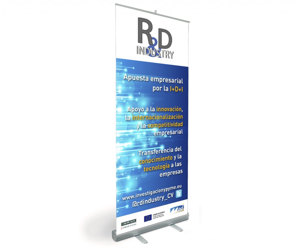Rd Industries - Estudio gráfico deBase